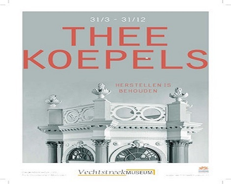 A4 poster Koepels WS