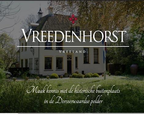 Vreedenhorst 2020